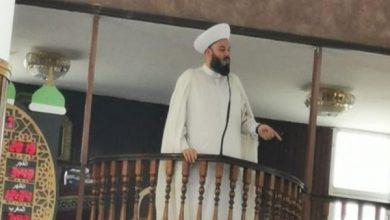 """Photo of الشيخ مرعب يلقي اليوم خطبته الاولى في """"جامع الإمام علي"""""""